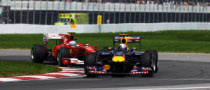 Vettel Ran with Faulty Gearbox in Canada