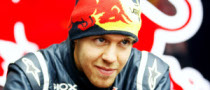 Vettel Signs Deal with Red Bull Until 2014