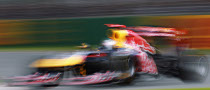 Vettel Storms to Australian GP Win