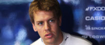 Vettel Strains Muscle ahead of German GP