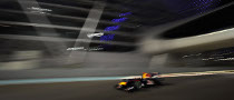 Vettel Takes Pole Position in Abu Dhabi