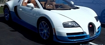 Veyron Grand Sport Vitesse SE at Pebble Beach [Video]