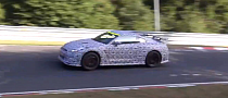 Video Footage of Nissan GT-R Nismo Nurburgring Testing [Video]