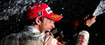 Villeneuve: Button Is the Best F1 Driver in Wet