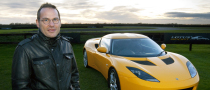 Villeneuve Pays Intriguing Visit to Lotus HQ