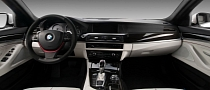 Vilner F10 BMW 5-Series Interior [Photo Gallery]