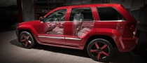 Vilner Jeep Grand Cherokee SRT600 Unleashed