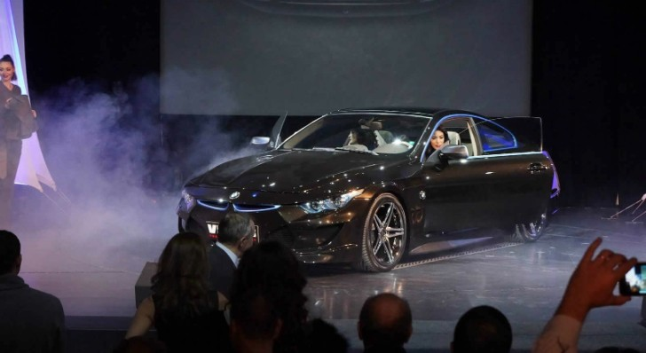 Vilner Rebuilds BMW 6 Series and Calls it 'Bullshark' [Photo Gallery]