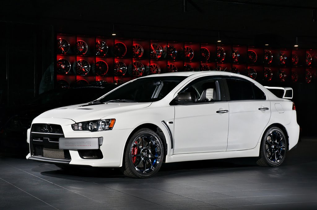 Vilner Teams Up with Overdrive for Mitsubishi Lancer Evo X Project - autoevolution