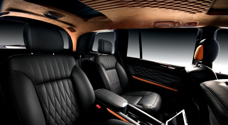 Vilner Transforms Interior of Mercedes-Benz GL [Photo Gallery]