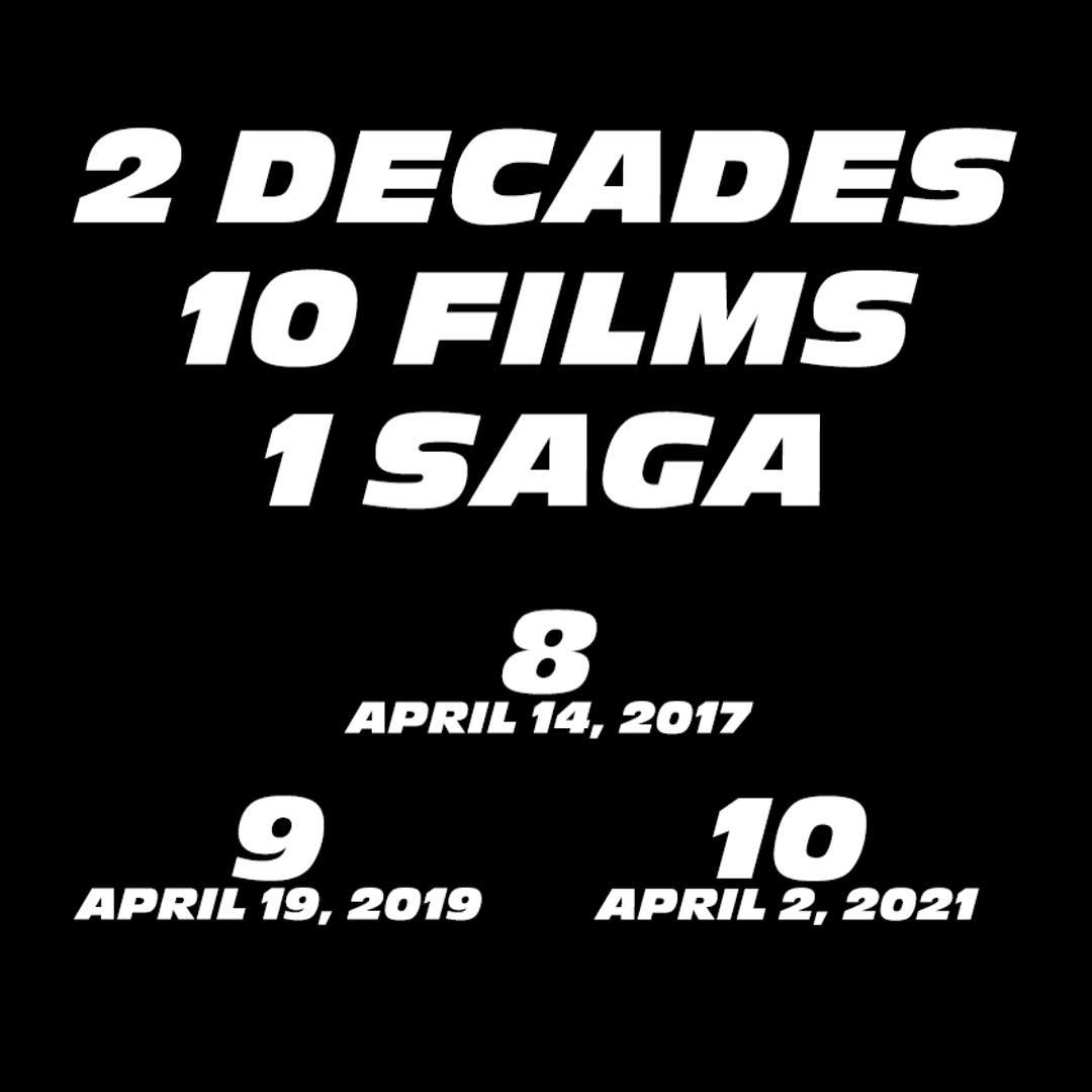 Fast and furious 8 release date in Sydney