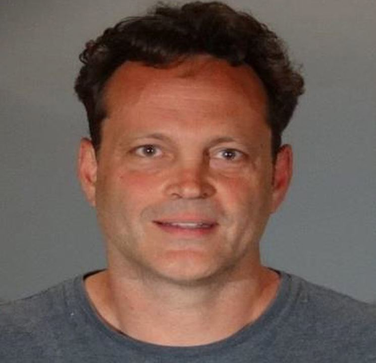 Vince Vaughn arrested on suspicion of drunk driving