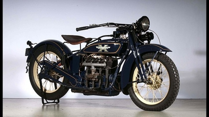 Vintage Motorcycles Selling Quite Well in Auctions [Photo Gallery]