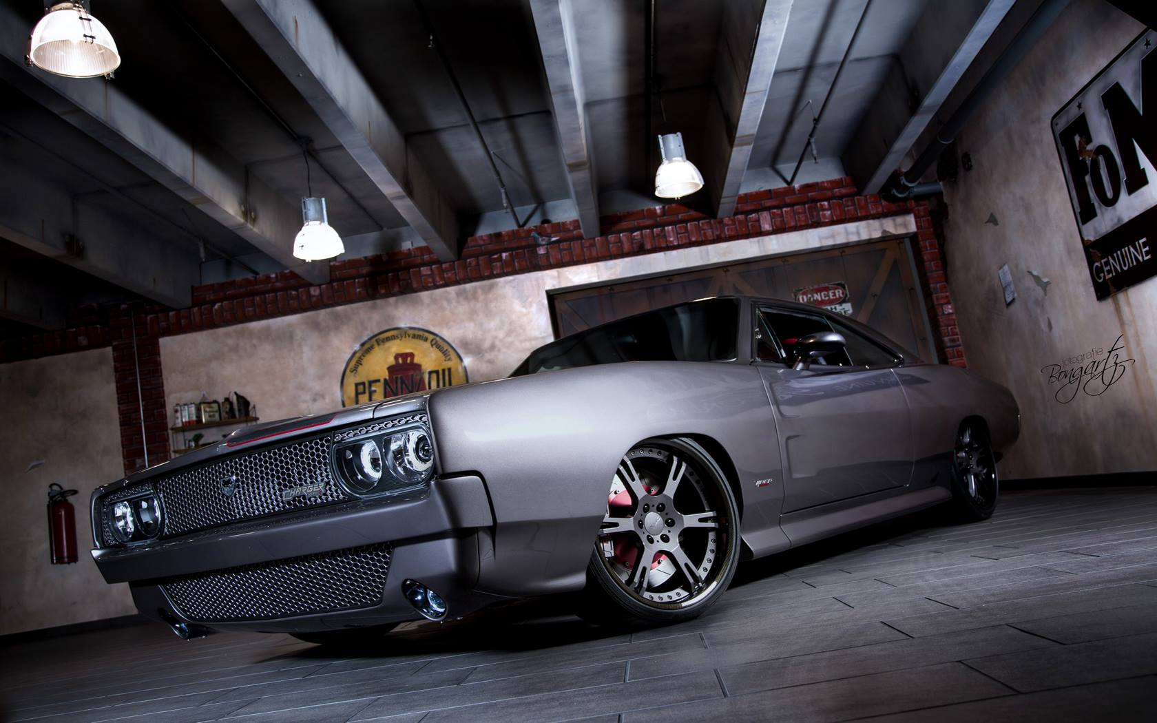 Viper Engined Dodge Charger Gts R Is A Restomod Magnum