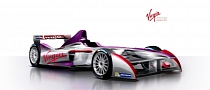Virgin Joins Formula E