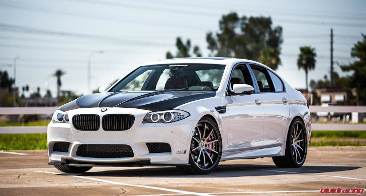 Vivid Racing Presents BMW F10 M5 [Photo Gallery]
