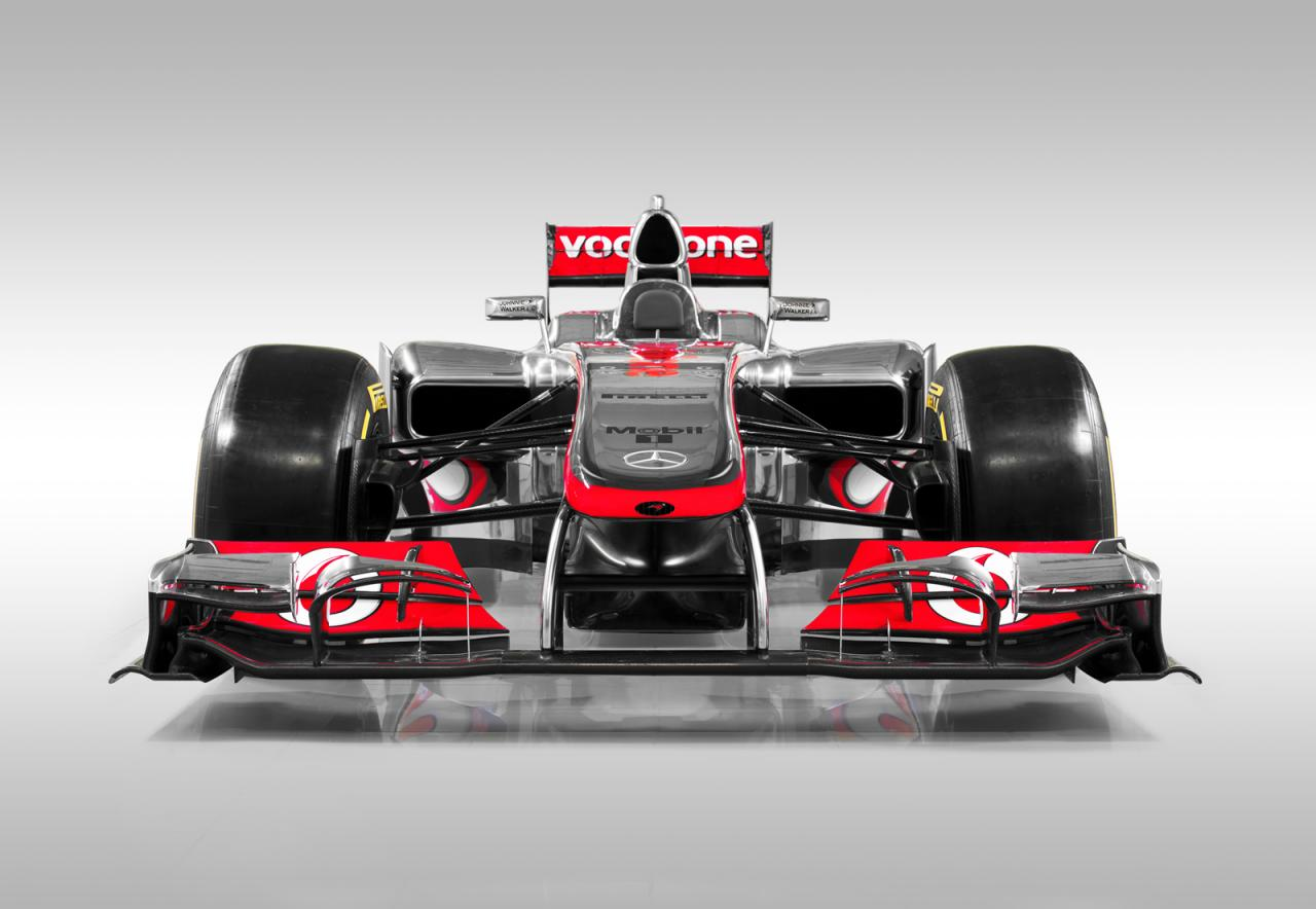 2012 Vodafone Mclaren Mercedes Mp4 27 Unveiled Autoevolution
