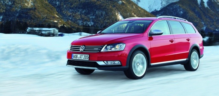 Volkswagen Alltrack Coming to US in 2014