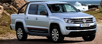 Volkswagen Amarok Edition Launched in the UK