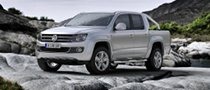 Volkswagen Amarok Making UK Debut