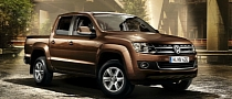 Volkswagen Amarok Pickup Truck Could Come to the US