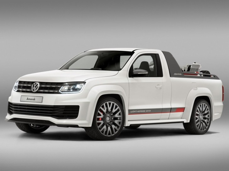 Volkswagen Amarok R-Style Concept First Photos