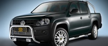 Volkswagen Amarok Receives Cobra Treatment
