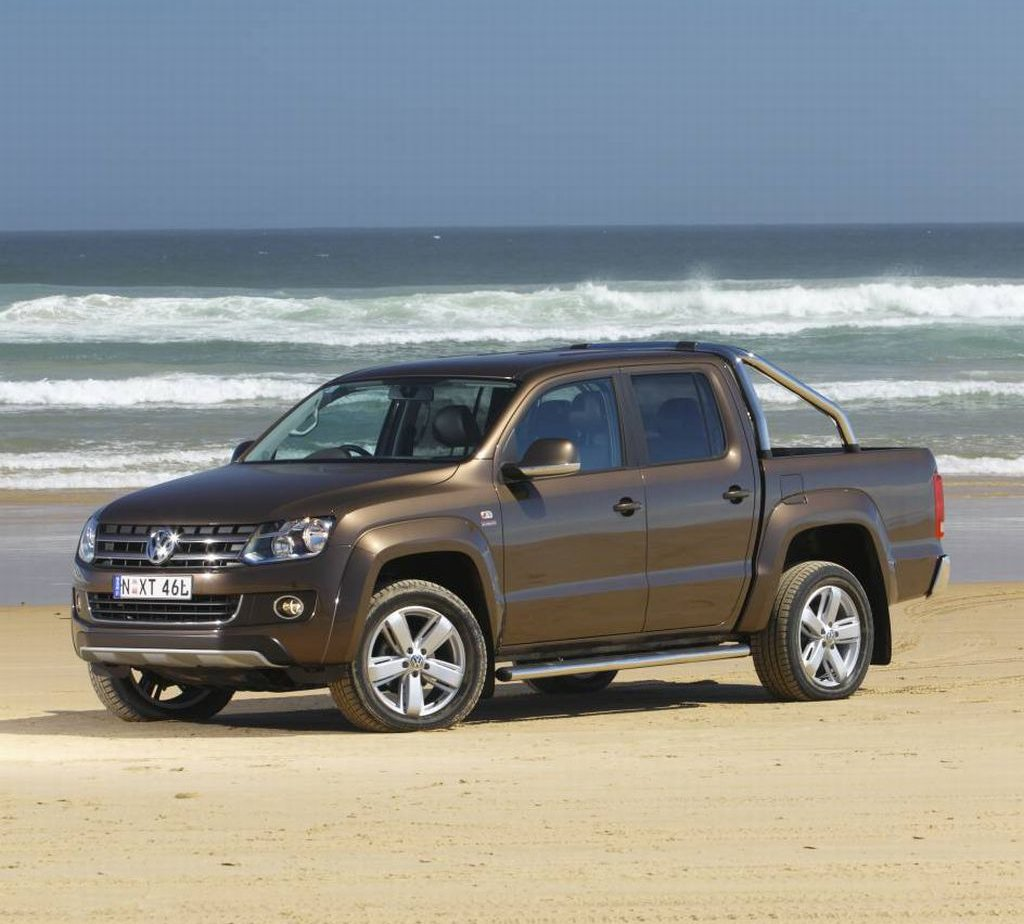 volkswagen amarok turns ute for australia autoevolution. Black Bedroom Furniture Sets. Home Design Ideas