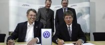 Volkswagen and LichtBlick Form Energy Alliance