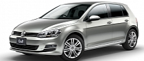 "Volkswagen Announces Golf ""Erste"" Anniversary Edition in Japan [Photo Gallery]"