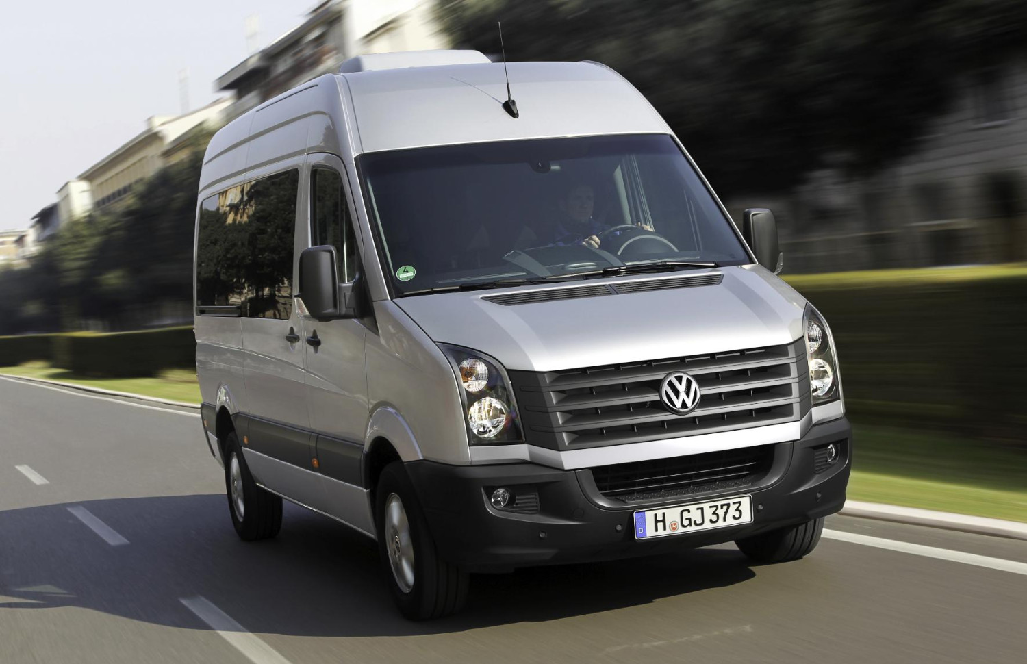 volkswagen announces new crafter will get 2 0 tdi engines. Black Bedroom Furniture Sets. Home Design Ideas