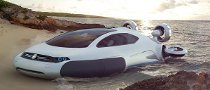 Volkswagen Aqua Hovercraft Concept Presented [Video]