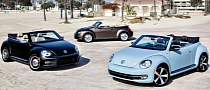 Volkswagen Beetle Cabriolet Revealed in LA with US Pricing