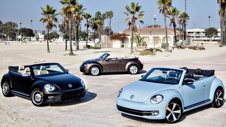 volkswagen beetle cabriolet revealed in la with us pricing autoevolution. Black Bedroom Furniture Sets. Home Design Ideas