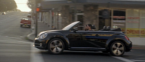 Volkswagen Beetle Convertible Commercial: Land of the Midnight Sun [Video]