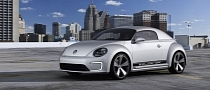 Volkswagen Beetle Convertible Concept to Debut in Beijing