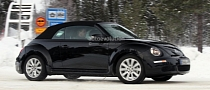 Volkswagen Beetle Convertible Launch Confirmed for Late 2012