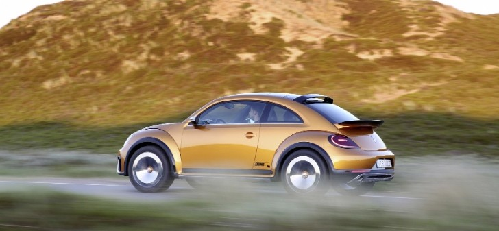Volkswagen Beetle Dune Concept Approved for Production in ...