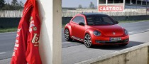Volkswagen Beetle R in the Works