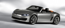 Volkswagen BlueSport Roadster Approved for Production