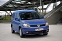 Volkswagen Caddy Gets BlueMotion 1.6 TDI Engine