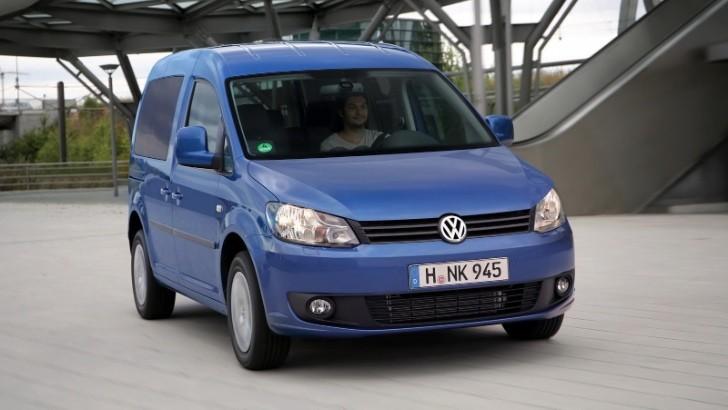 volkswagen caddy gets bluemotion 1 6 tdi engine. Black Bedroom Furniture Sets. Home Design Ideas