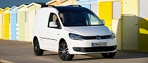 Volkswagen Caddy Turns 30, Gets Special Edition