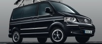 Volkswagen California Black Edition Launched in Germany
