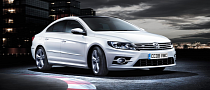 Volkswagen CC R-Line UK Pricing Announced