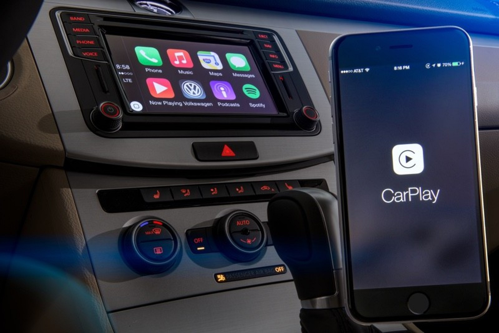 What  Cars Have Apple Carplay