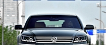 Volkswagen Confirms Development of New Phaeton Luxury Sedan