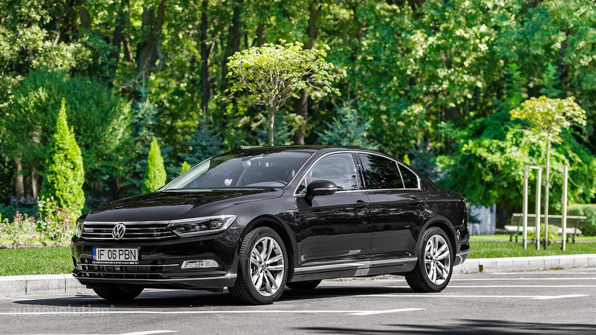 Volkswagen Confirms Passat Facelift and T-Cross Debuts for 2018 - autoevolution