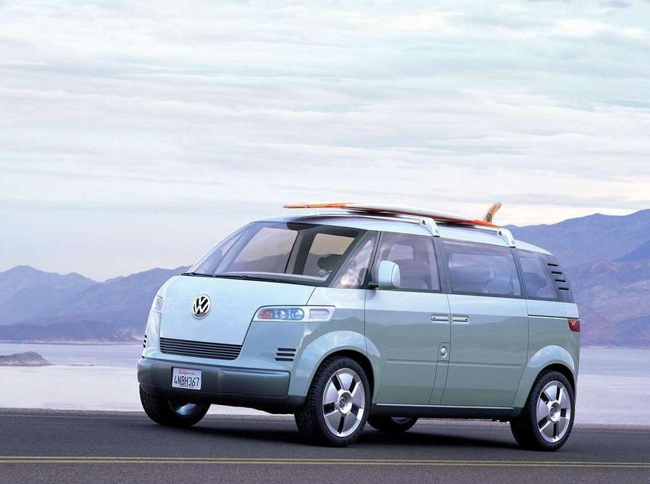 Volkswagen Confirms Plans To Build Microbus Autoevolution