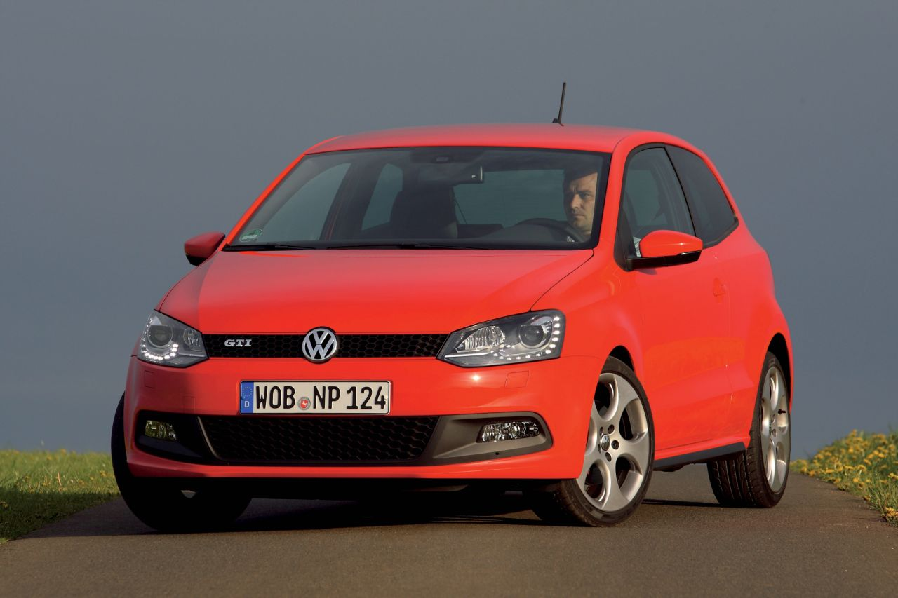 volkswagen could introduce polo gt and gtd models autoevolution. Black Bedroom Furniture Sets. Home Design Ideas
